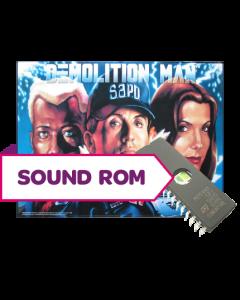 Demolition Man Sound Rom U6