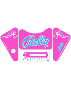 Dolly Parton Apron Decal Set