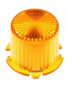 Dome Flash Lamp Orange