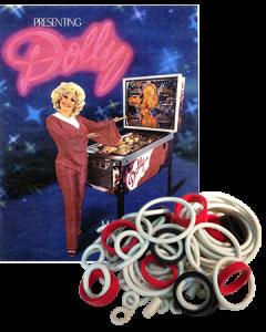 Dolly Parton Rubberset