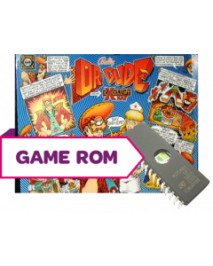 Dr Dude CPU Game Rom