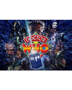 Dr Who Alternate Translite 2