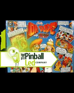 Dr Dude UltiFlux Playfield LED Set