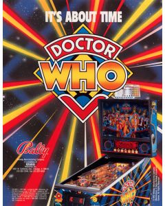 Dr Who Flyer