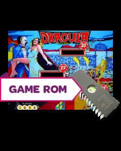 Dracula CPU Game Rom Set