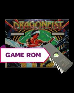 Dragonfist CPU Game Rom Set