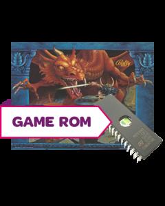Dungeons & Dragons CPU Game Rom Set