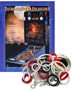 Dungeons & Dragons Rubberset