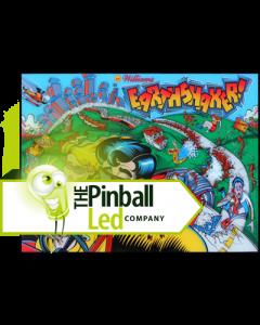 Earthshaker UltiFlux Playfield LED Set