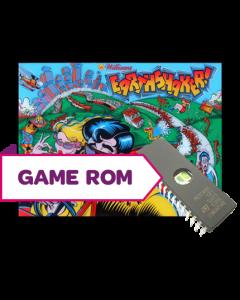 Earthshaker CPU Game Rom