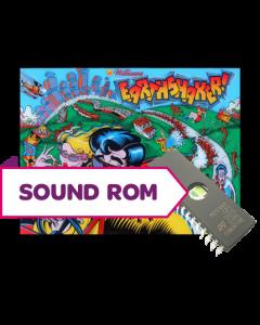 Earthshaker Sound Rom U22