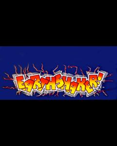 Earthshaker Production Cabinet Decals (Next Gen)
