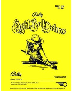 Eight Ball Deluxe Manual