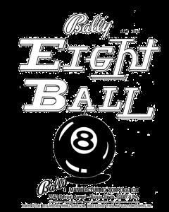 Eight Ball Manual