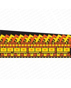 El Dorado City of Gold Stencil Kit