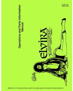 Elvira and the Party Monsters Manual