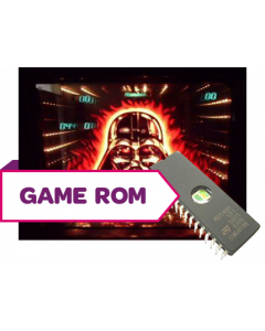 The Empire Stikes Back CPU Game Rom Set