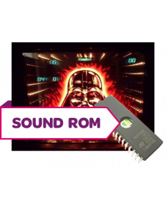 The Empire Stikes Back Sound Rom IC14