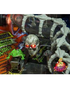 Scared Stiff LED Skull Modification