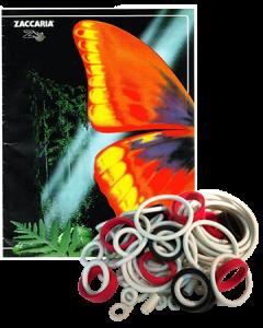 Farfalla Rubber Set