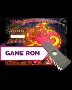 Fireball II CPU Game Rom Set