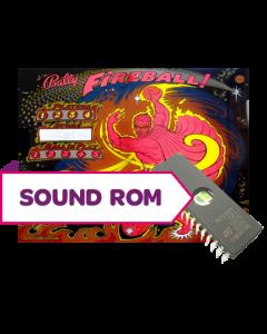 Fireball II Sound Rom U2