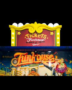 Funhouse Topper