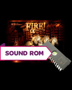 Fire! Sound Rom U22