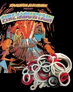 Fire Mountain Rubber Set