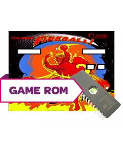 Fireball CPU Game Rom Set
