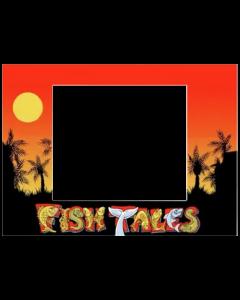 Fish Tales Front Door Decal (Next Gen)