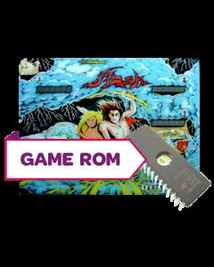 Flash CPU Game Rom