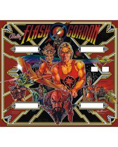 Flash Gordon Backglass