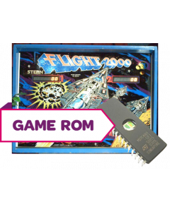 Flight 2000 CPU Game Rom Set