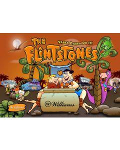 The Flintstones Alternate Translite 2