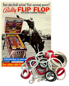 Flip Flop Rubberset