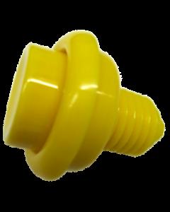 Flipper Button Yellow