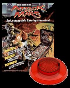 Attack from Mars bumpercap set 3x