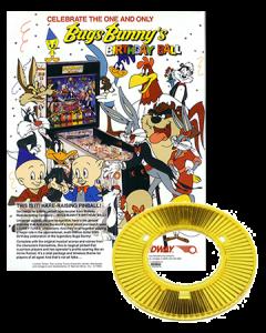 Bugs Bunny's Birthday Ball bumpercap set