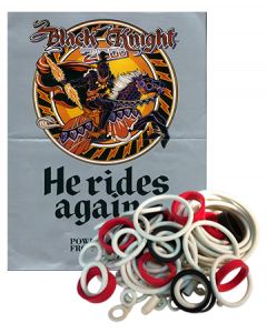 Black Knight 2000 rubberset