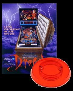Dracula bumpercap set