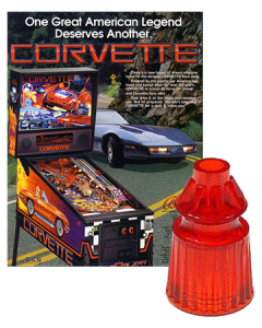 Corvette starpost set