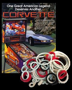 Corvette rubberset