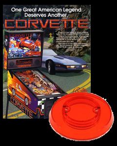 Corvette bumpercap set