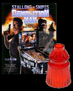 Demolition Man starpost set