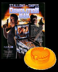 Demolition Man bumpercap set