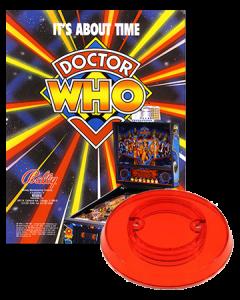 Dr Who bumpercap set