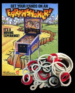 Earthshaker rubberset
