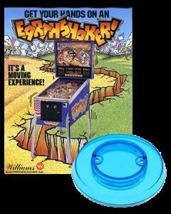 Earthshaker bumpercap set