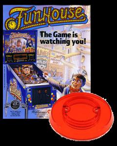 Funhouse bumpercap set